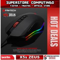 Fantech Zeus X5s Gaming Mouse Macro