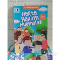 Buku Cerita Anak Islami Harta Haram Muamalat Khusus Anak jilid 1