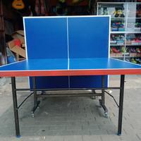 Promo Meja Tenis/ Pimpong set standar PTMSI murah
