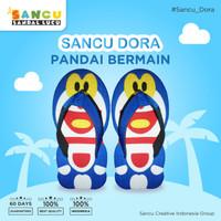 Sandal Karakter Anak Lucu Sandal Sancu Sandal Doraemon - 28