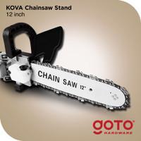 "Kova NY2012 Chain Saw Stand Extention Gergaji Mesin gerinda 12"""