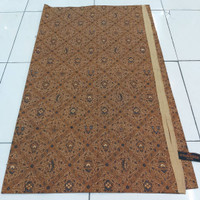 Kain Batik SOLO (genes/semi tulis) motif sogan sidomukti