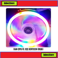 Fan Casing Jertech RGB Running LED Gaming