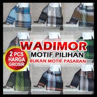Celana Sarung Wadimor Motif Spesial Edisi Terbatas ORIGINAL