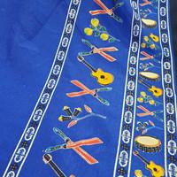 kain motif khas Maluku Ambon MTR