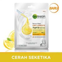 Garnier Serum Mask Intense Hydrating 5 Varian - Light Bright Up