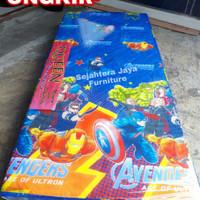 (GRATIS KIRIM) Kasur Busa Murah Queen by Olympic 120x200 tebal 14cm
