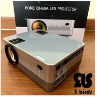 AERA Mini LED Projector HQ3 Wifi 2500 Lumen Ultimate Proyektor HQ3 FHD