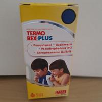 Termorex plus syrup obat flu & batuk 30ml