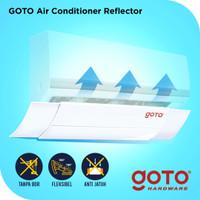 Goto RAF5074 AC Reflector Penahan Angin Dingin Talang