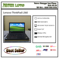 Lenovo ThinkPad L560 |Core i5-Gen 6 |Camera - RAM 8-HDD 500