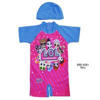 Baju Renang Bayi Karakter LOL BRB-K081