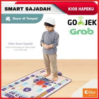 Olike Smart Sajadah / Sajadah Pintar Anak / Panduan Belajar Sholat