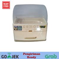 Rovega Rak Piring Plastik Premium Modys KREM