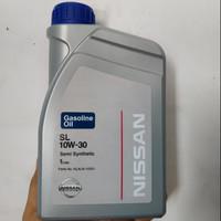 Oli Mesin NISSAN SL 10W-30 Serena Elgrand Semi Synthetic Original