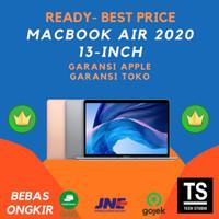 (IBOX RESMI) Macbook Air 2020 512GB 256GB Gold Silver Grey Gray Ori