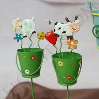 Artificial Bucket (1) - Hiasan - dekorasi Rumah - hampers - bayi