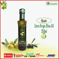 Minyak Zaitun Extra Virgin Olive Oil (EVOO) SUFI 250 ml