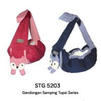 Snobby Gendongan Bayi Samping Motif Karakter Tupai Series - STG 5203