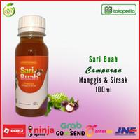 Sari Buah Manggis Sirsak Nutrisi Suplemen Propolis 100ml