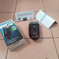 Pencukur Kumis dan Jenggot - Philips Electric Shaver PQ206