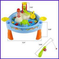 Mainan Anak Fishing Game 889-68 Funny Table - Pancingan Ikan
