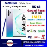 Samsung Note 10+ 512GB - Garansi RESMI