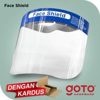 NB Faceshield Adult Face Shield Dewasa Alat Pelindung Diri Muka Wajah