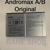 BATERAI - BATRE - BATTERY ANDROMAX A/B A16C3H ORI NEW