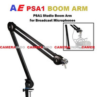 Boom Arm AE PSA1 for Broadcast Microphones stand mic table mount