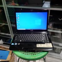 Laptop Toshiba 4GB Core i3 SSD bukan Asus Acer Lenovo HP Compaq Axioo