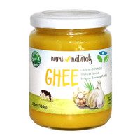 NuMi Naturals Ghee (Clarified Butter) GARLIC INFUSED 165gr