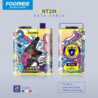 KABEL DATA FOOMEE NT10T FAST CHARGING