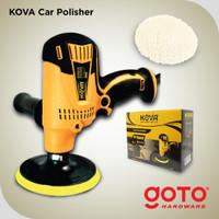Kova GV6010 Wool Polisher 5 Disc Mesin Poles Mobil Motor Detailing