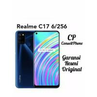 Realme C17 6/256 Garansi Resmi