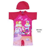 Baju Renang Bayi Karakter Unicorn BRB-K083