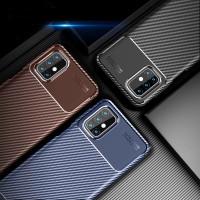 Case Samsung Galaxy M51 2020 Case Softcase Rugged Armor Original