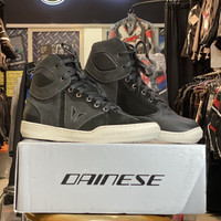 Sepatu motor casual dainese atipica air shoes riding touring boot