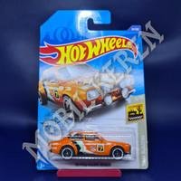 Hot Wheels Baja Blazers 70 Ford Escort RS1600 Yellow