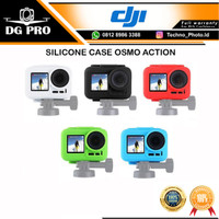 Silicone Frame Case for DJI Osmo Action Silikon