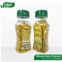 Kapsul Zaitun Palestin Original Olive Oil Extra Virgin BPOM Isi 100
