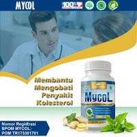 Mycol Herbal - Obat Penderita Kolesterol Tinggi Cepat dan Aman