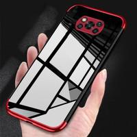 Case Xiaomi Poco X3 NFC 2020 Case Plating Premium Softcase