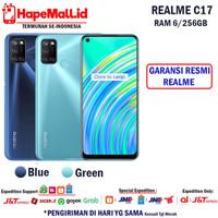 REALME C17 RAM 6/256GB GARANSI RESMI REALME INDONESIA TERMURAH