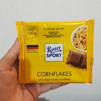 WEEKEND SALE Ritter Sport cokelat Cornflakes