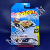 Hot Wheels Experimotors Rockin Santa Sled Silver