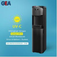 Dispenser GEA STAR galon bawah khusus Gojek/Grab