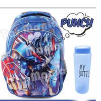 Ransel Karakter Superhero Tas Backpack Sekolah Anak Laki Laki TK SD