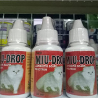 Anti Biotik Kucing Miu-Drop