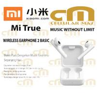 Mi True Wireless Earphone 2 Basic Xiaomi TWS ORIGINAL GARANSI RESMI